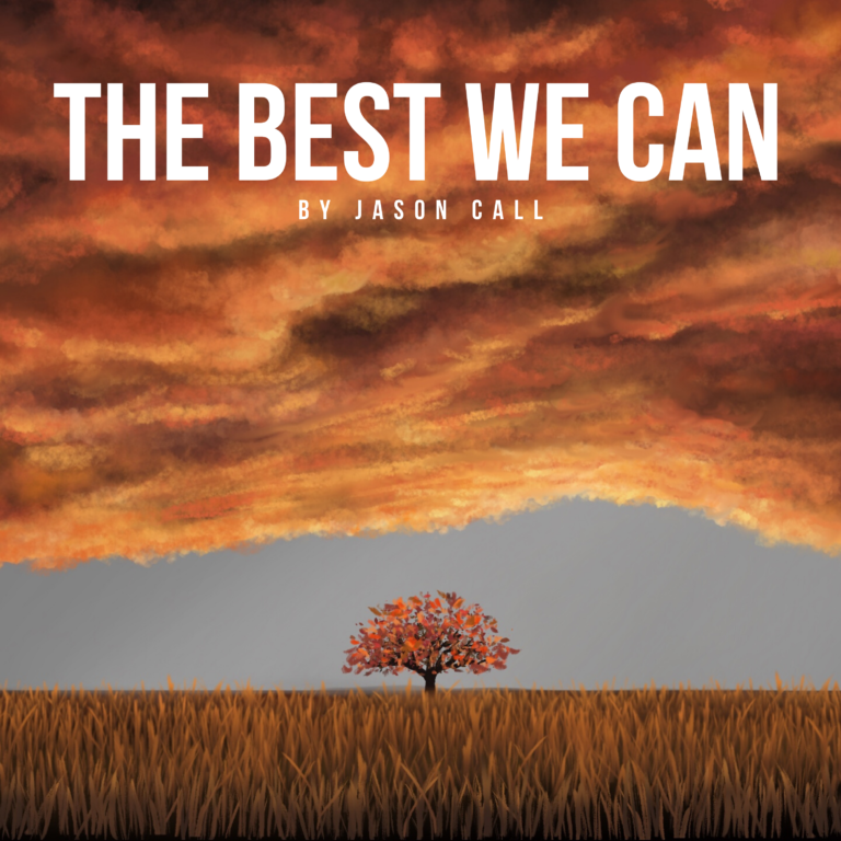 the best we can album cover, by jason call